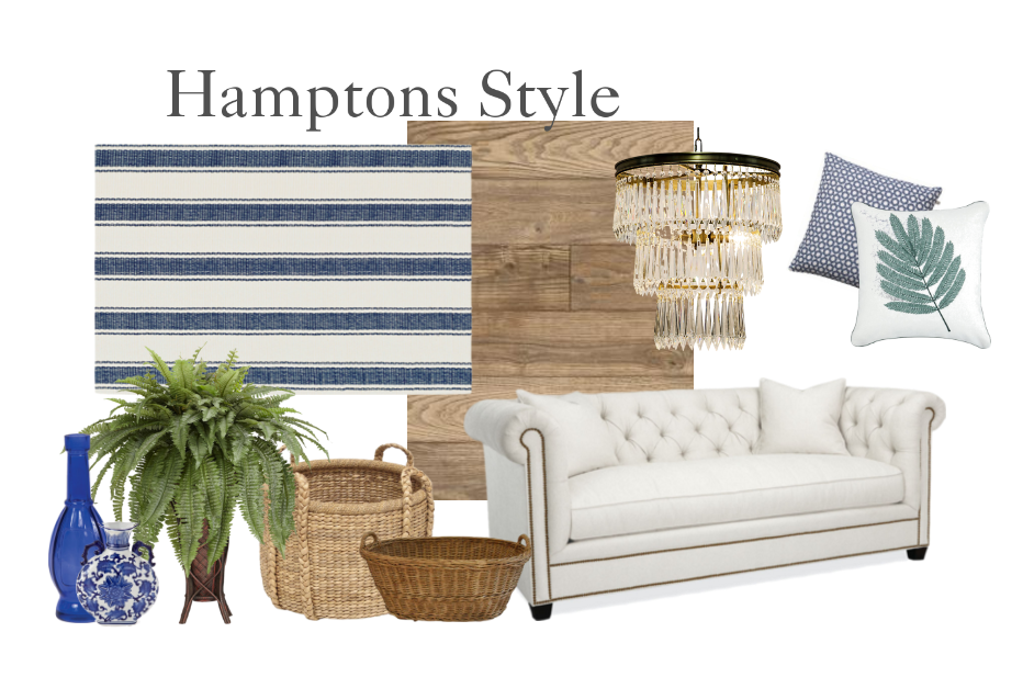 Hamptons style Gold Coast builders